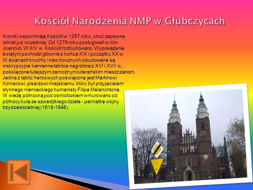 Kościół Narodzenia NMP w Głubczycach