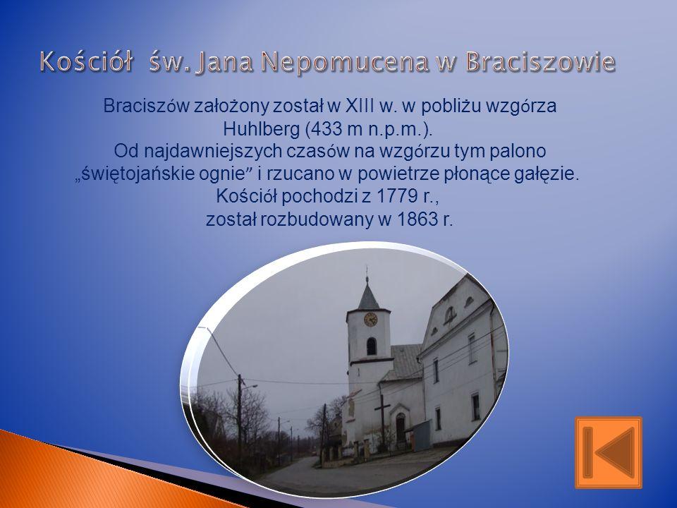 Kościół św. Jana Nepomucena w Braciszowie