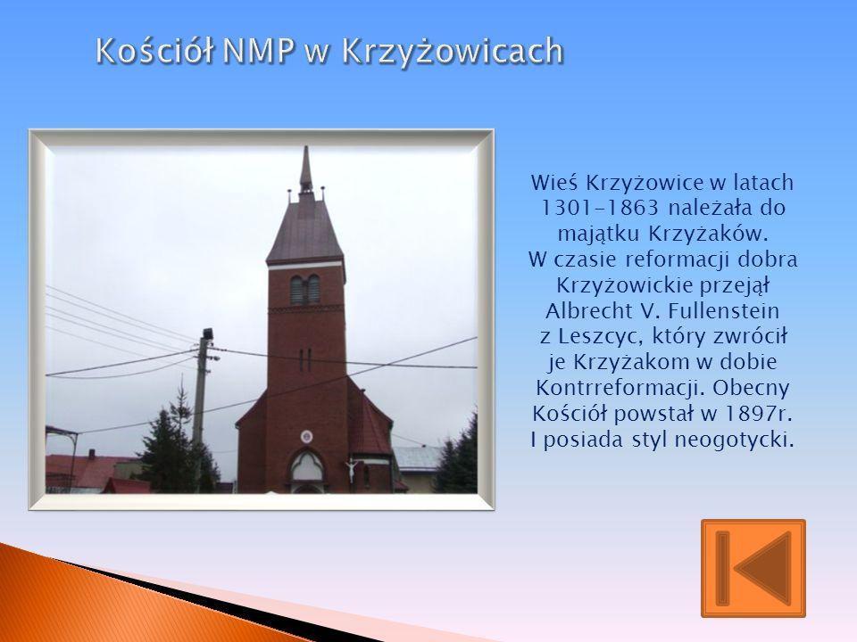 Kościół NMP w Krzyżowicach