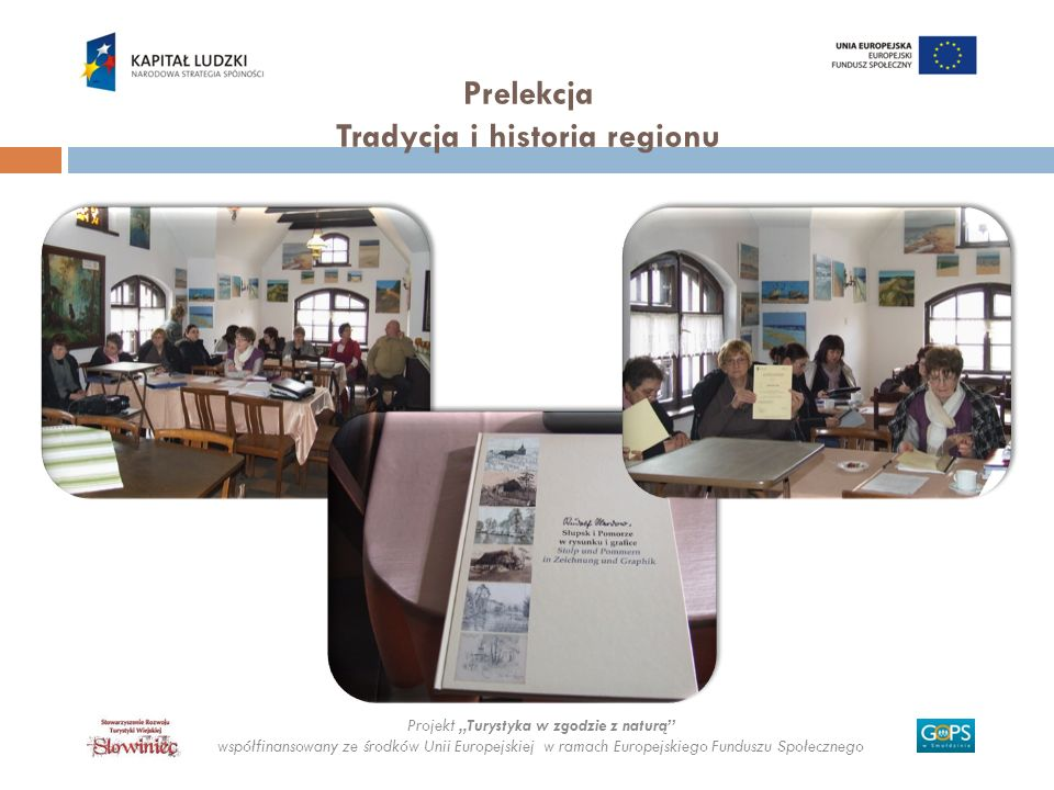 Prelekcja Tradycja i historia regionu