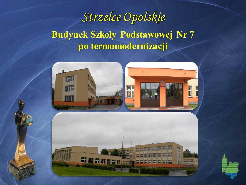 Budynek Szkoły Podstawowej Nr 7