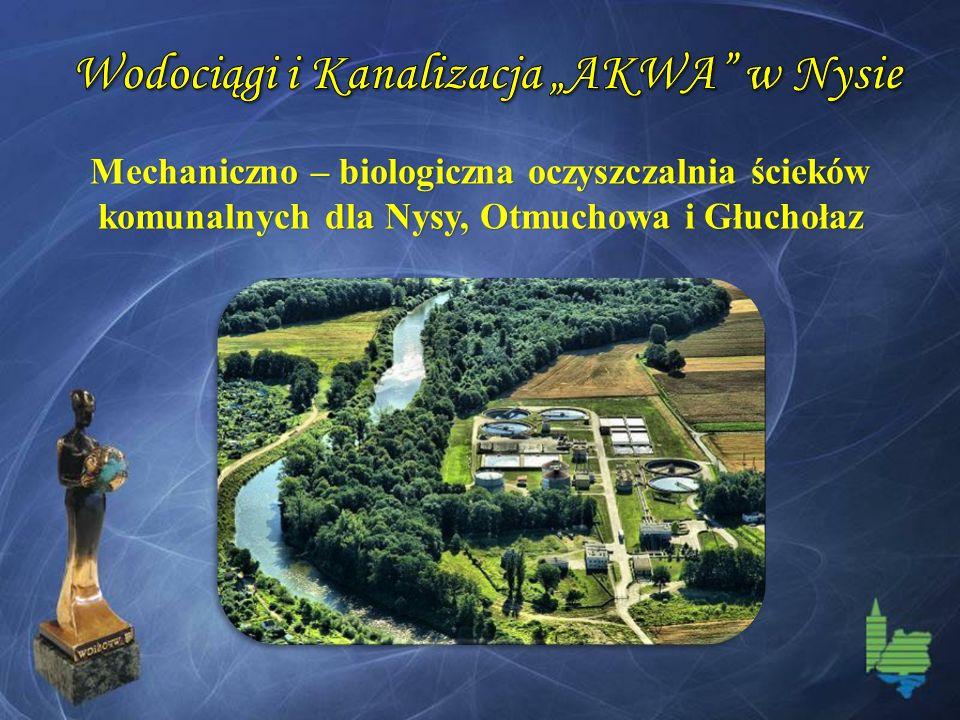 """Wodociągi i Kanalizacja """"AKWA w Nysie"""