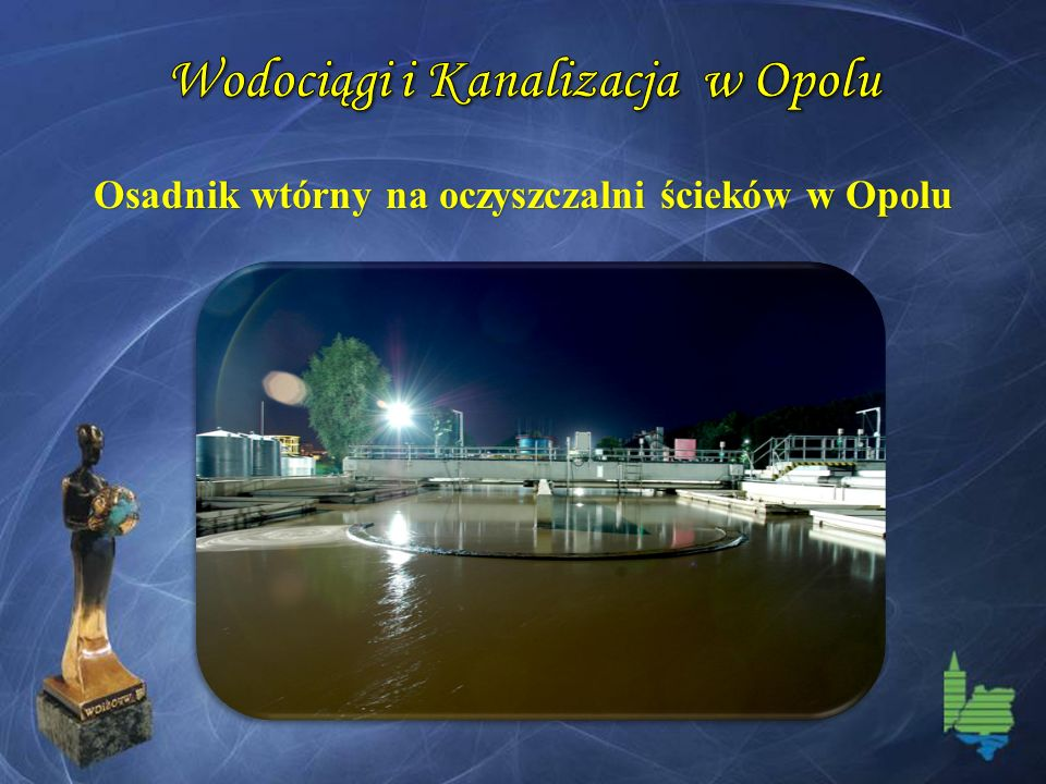 Wodociągi i Kanalizacja w Opolu