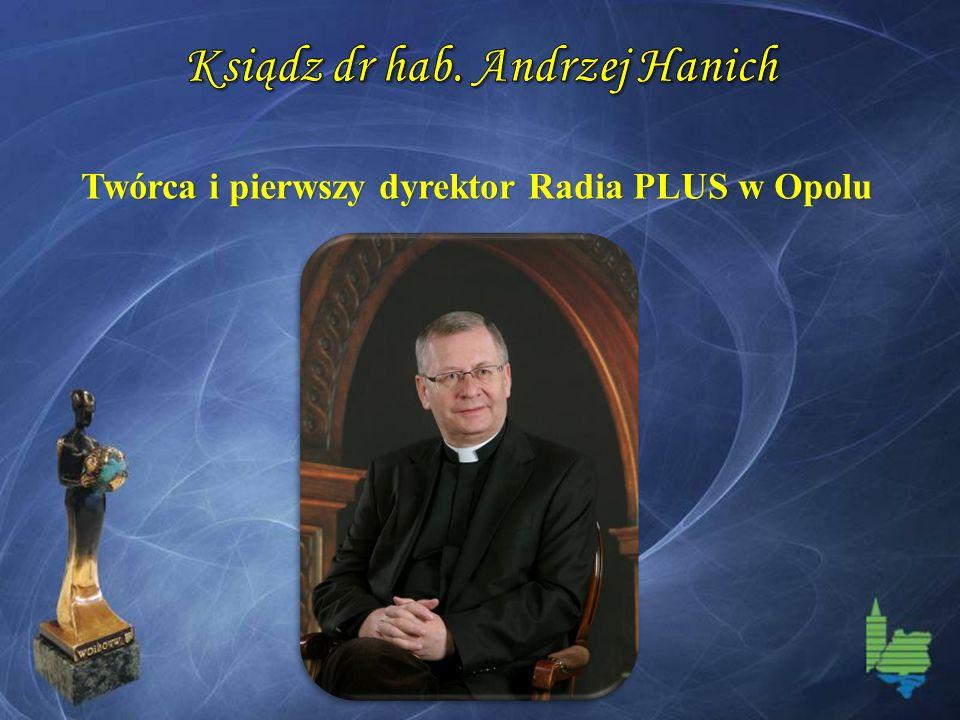 Ksiądz dr hab. Andrzej Hanich