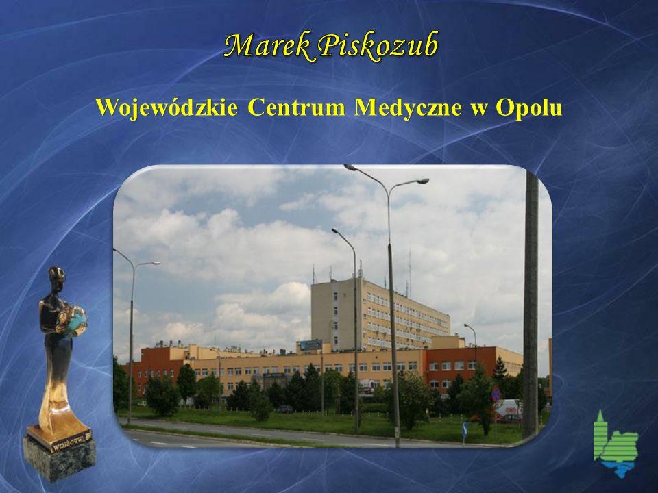 Wojewódzkie Centrum Medyczne w Opolu