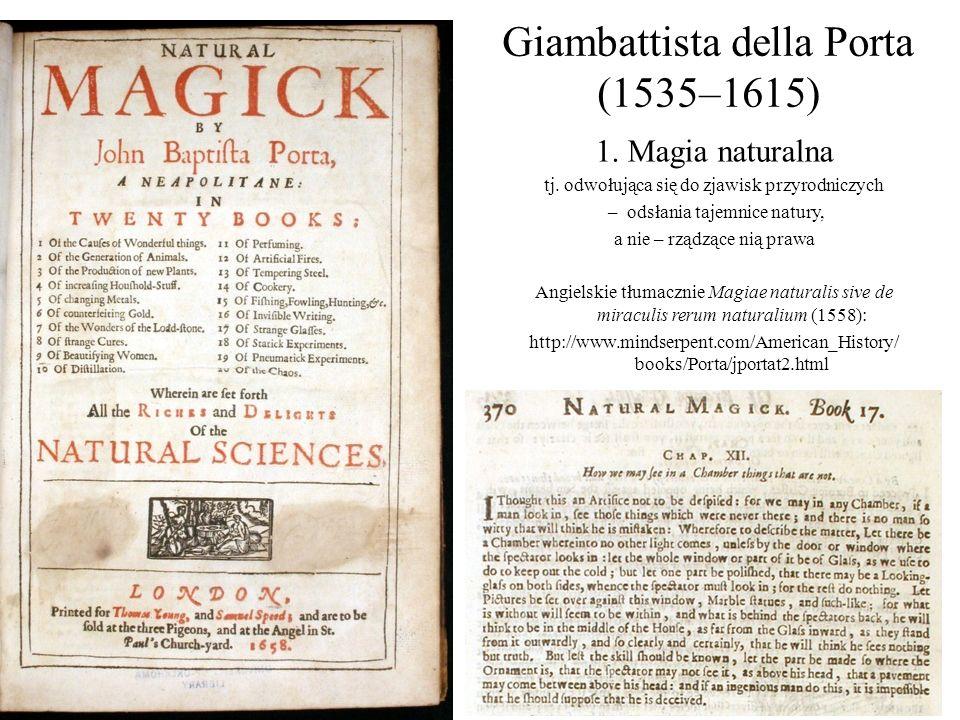 Giambattista della Porta (1535–1615)