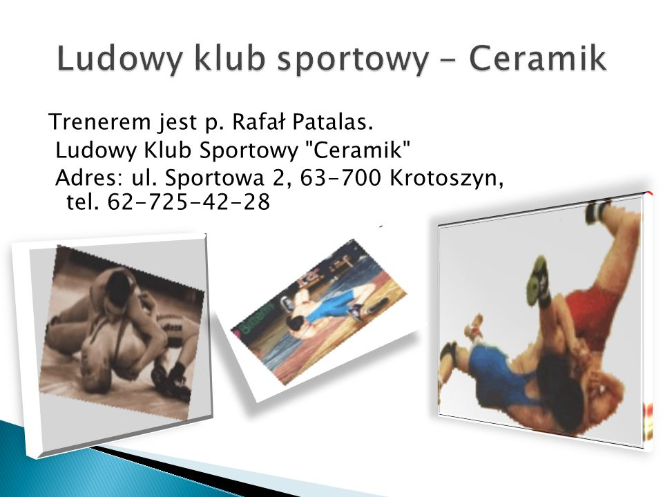 Ludowy klub sportowy - Ceramik