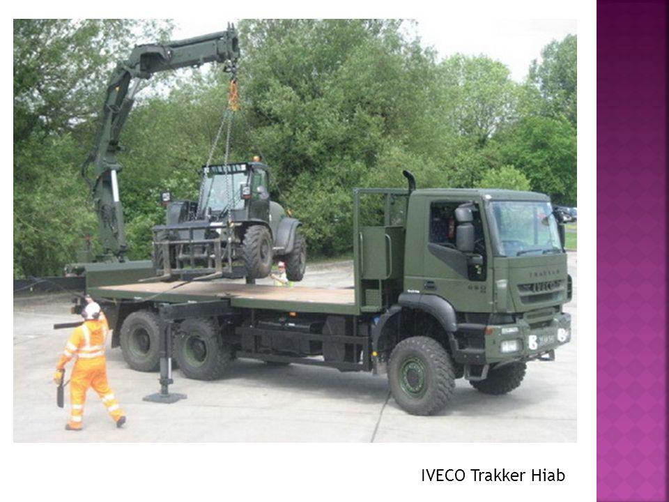 IVECO Trakker Hiab