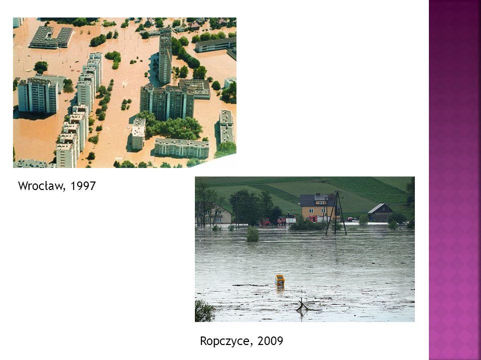 Wrocław, 1997 Ropczyce, 2009