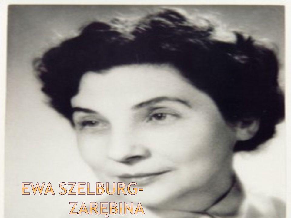 Ewa Szelburg- Zarębina