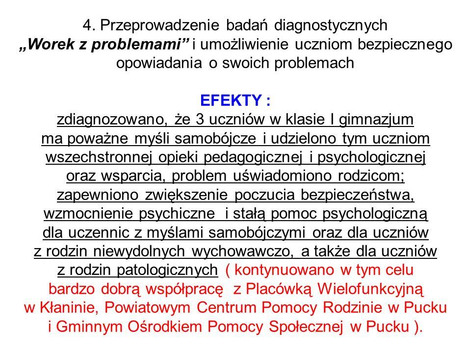 4. Przeprowadzenie badań diagnostycznych