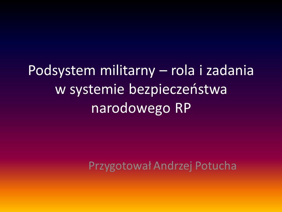 Przygotował Andrzej Potucha