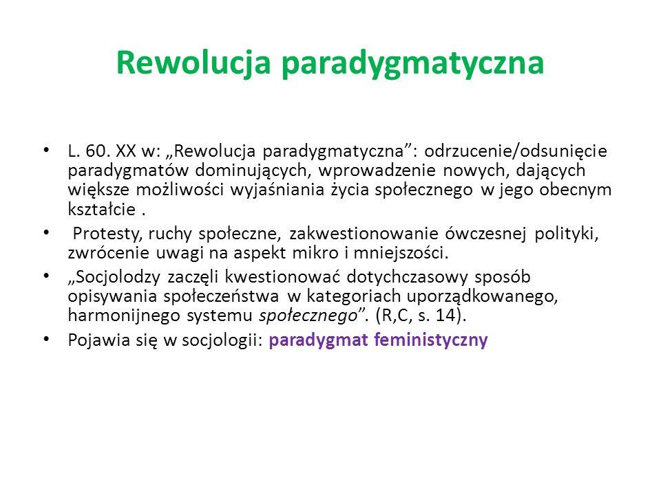 Rewolucja paradygmatyczna