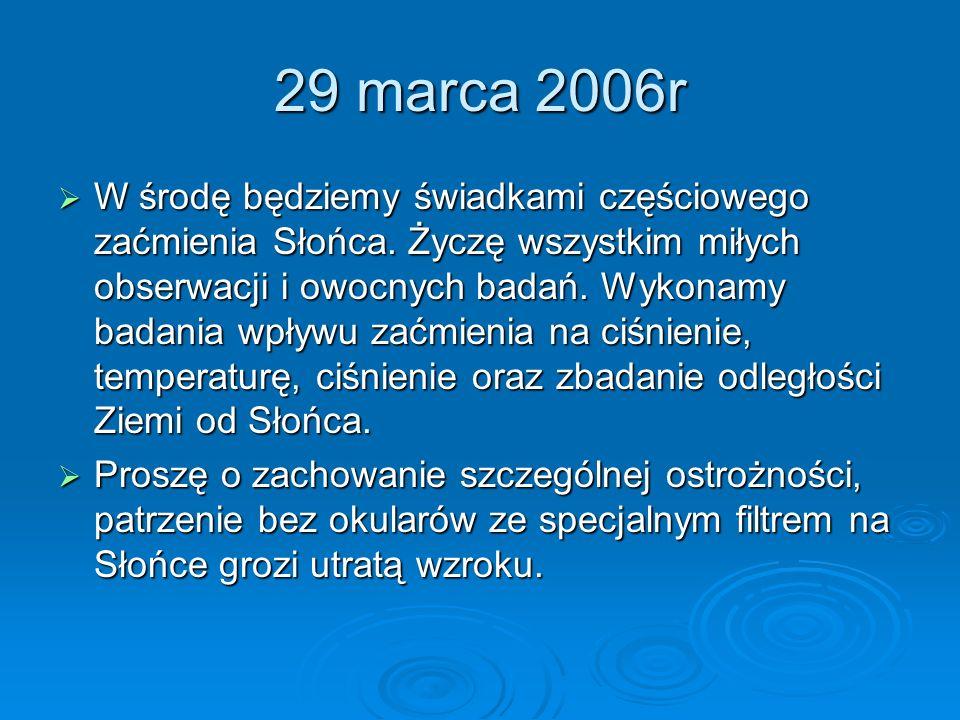 29 marca 2006r