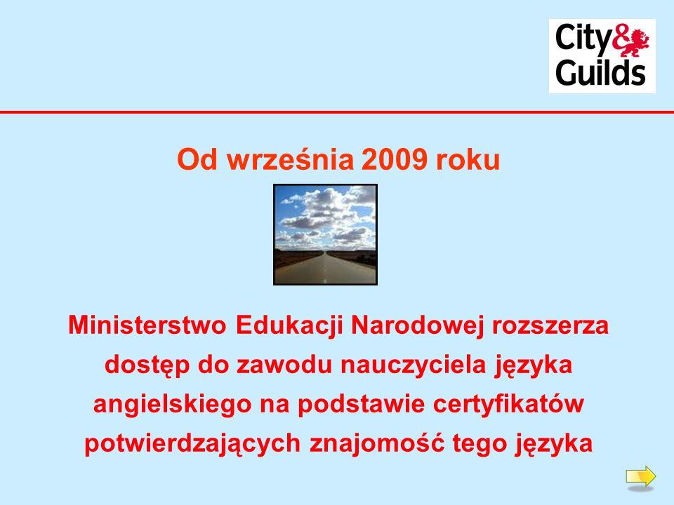 Od września 2009 roku