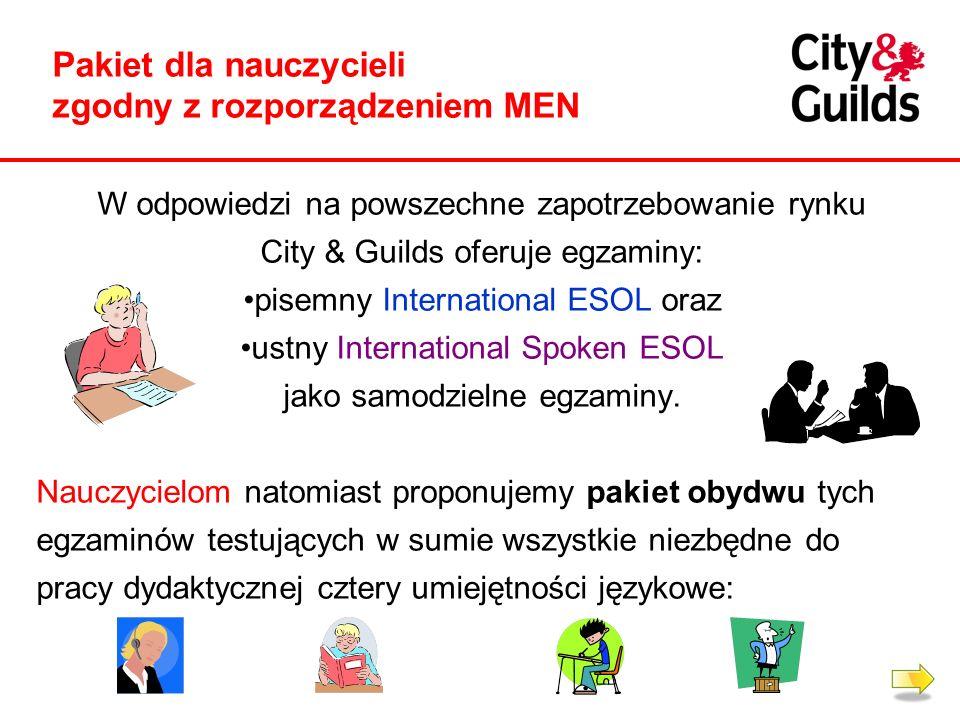 Pakiet dla nauczycieli zgodny z rozporządzeniem MEN