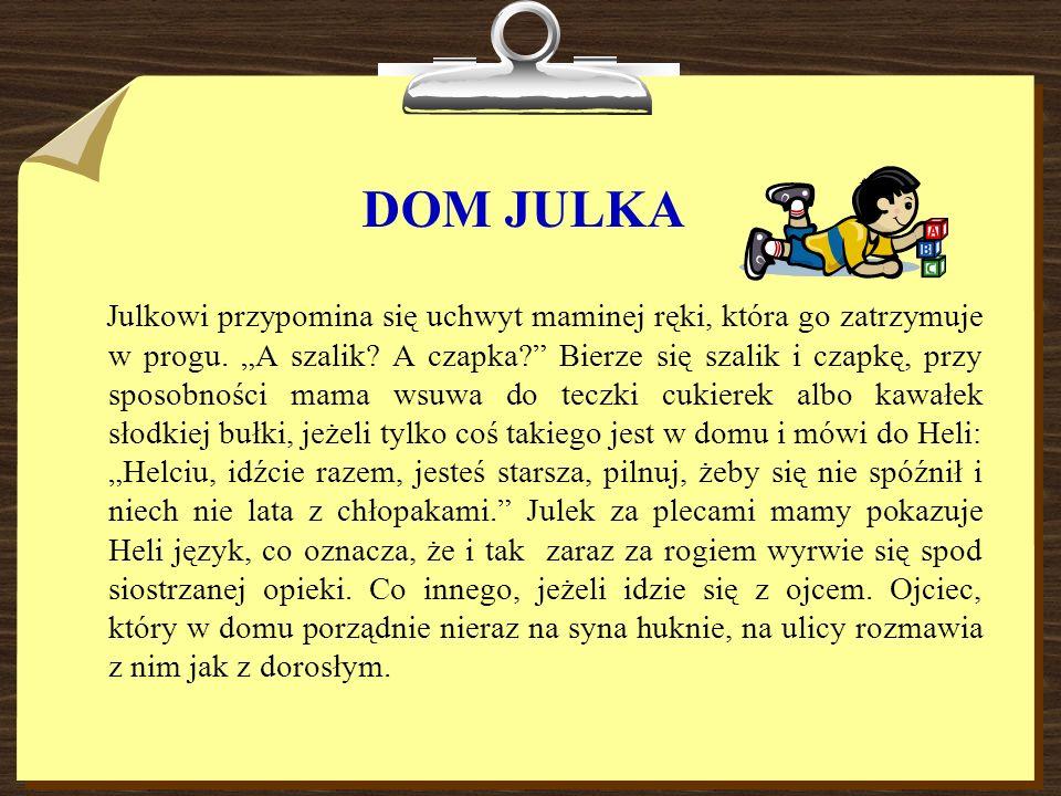 DOM JULKA