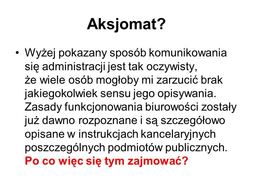 Aksjomat