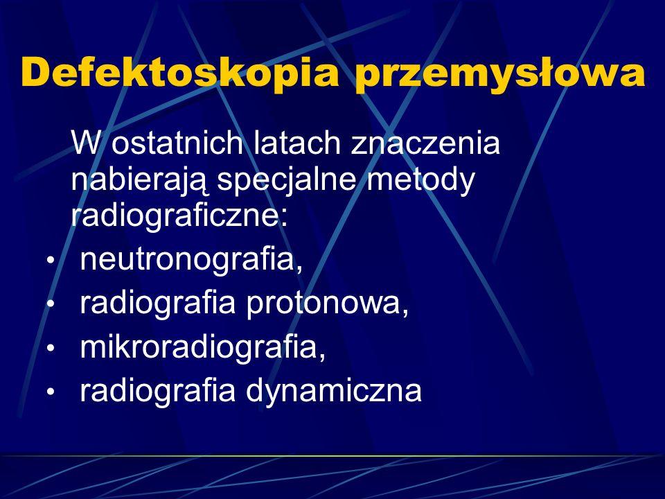 Defektoskopia przemysłowa
