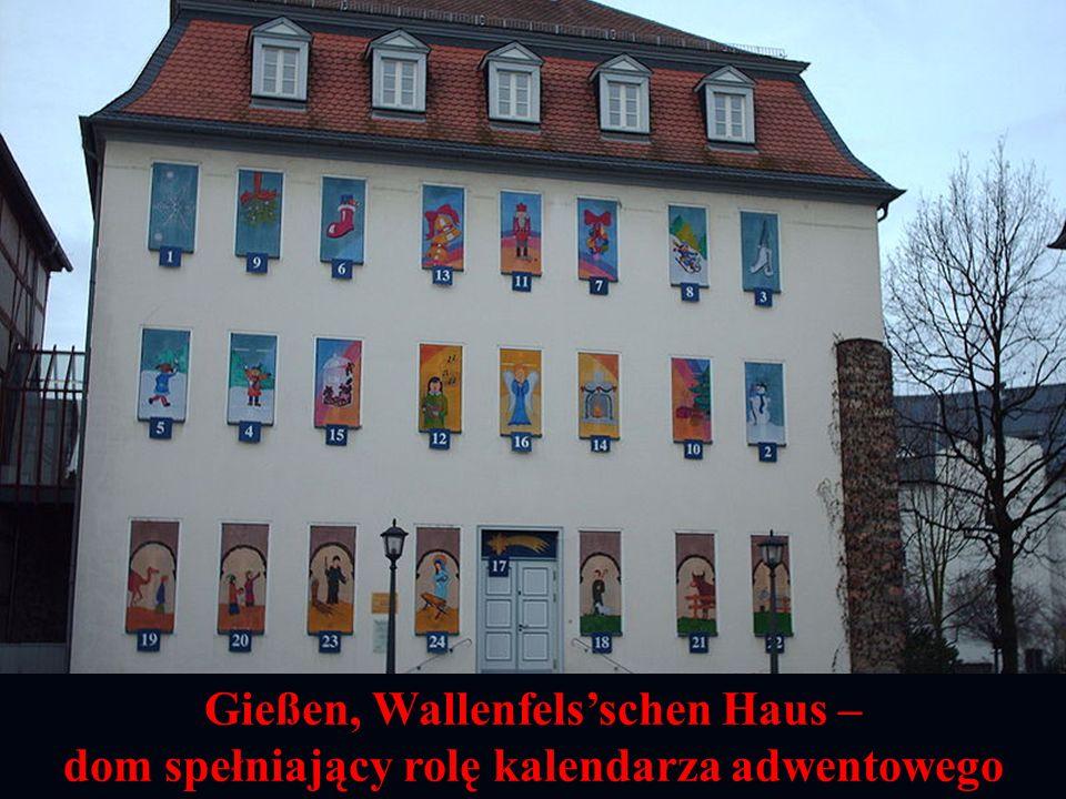 Gießen, Wallenfels'schen Haus –