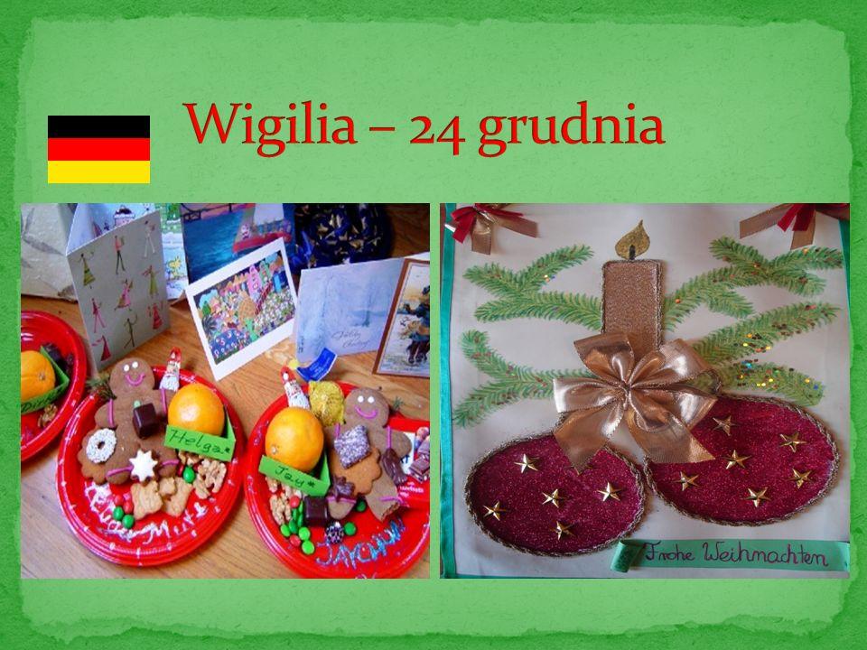 Wigilia – 24 grudnia