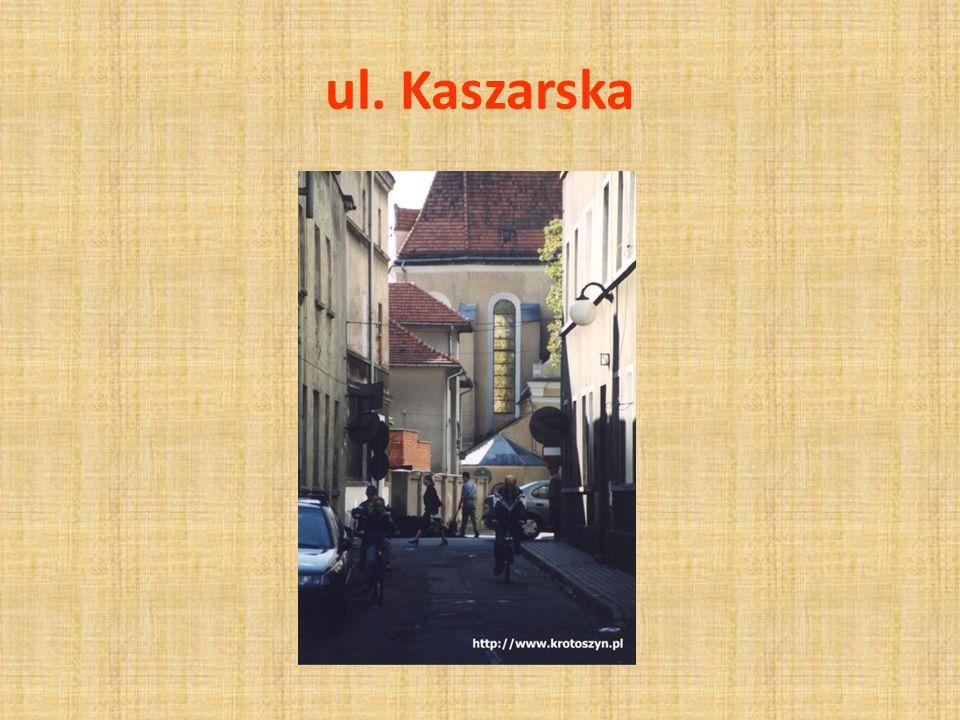 ul. Kaszarska