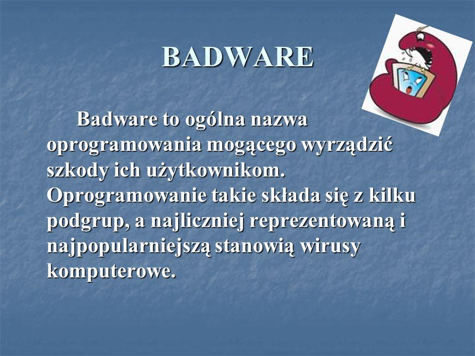 BADWARE