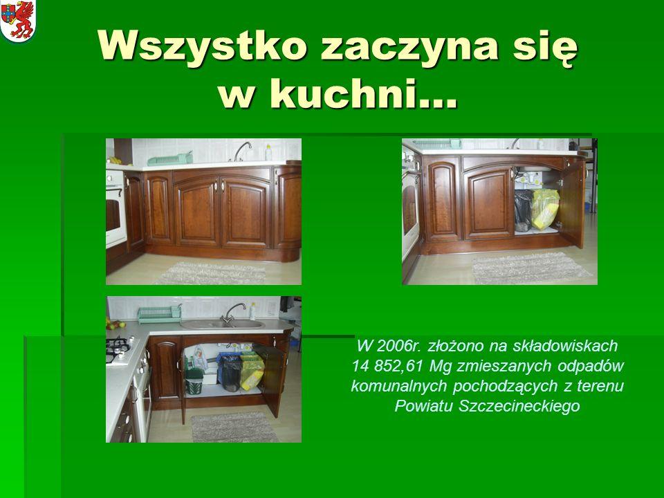 Wszystko zaczyna się w kuchni…
