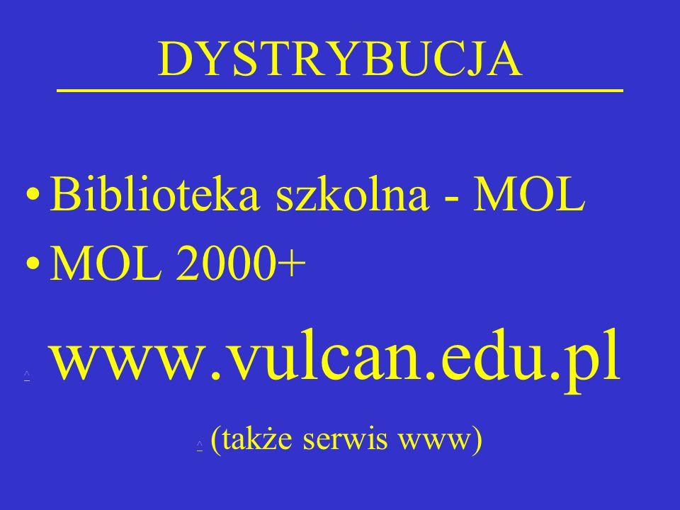 Biblioteka szkolna - MOL MOL 2000+