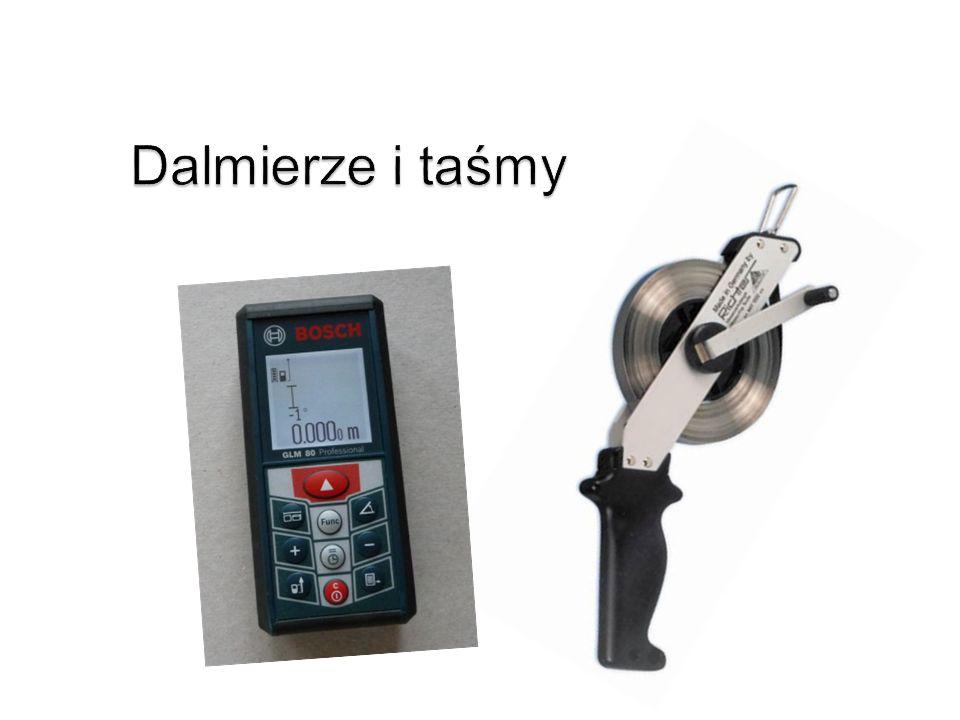 Dalmierze i taśmy