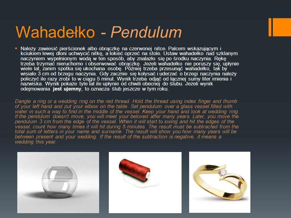 Wahadełko - Pendulum