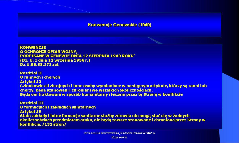 Konwencje Genewskie (1949)