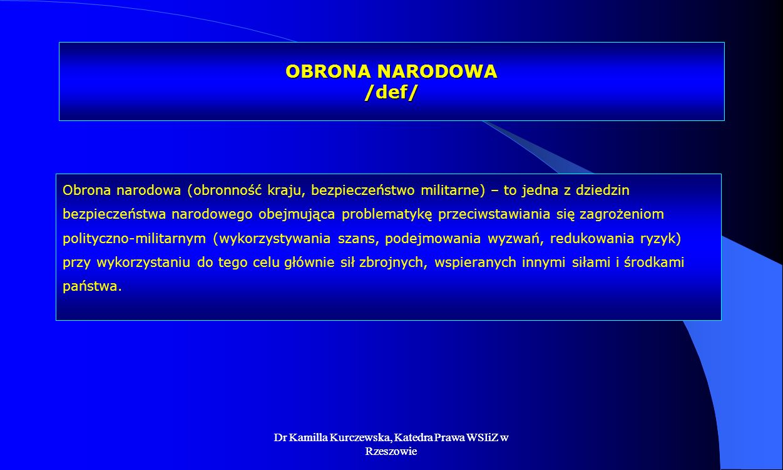 OBRONA NARODOWA /def/