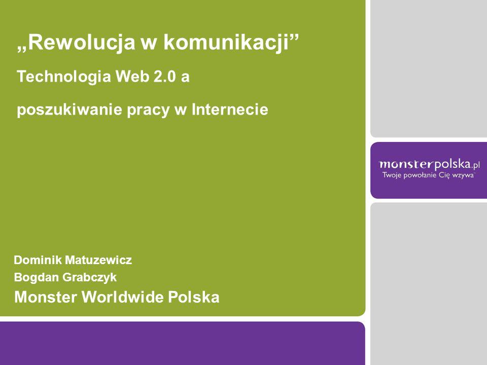 Dominik Matuzewicz Bogdan Grabczyk Monster Worldwide Polska
