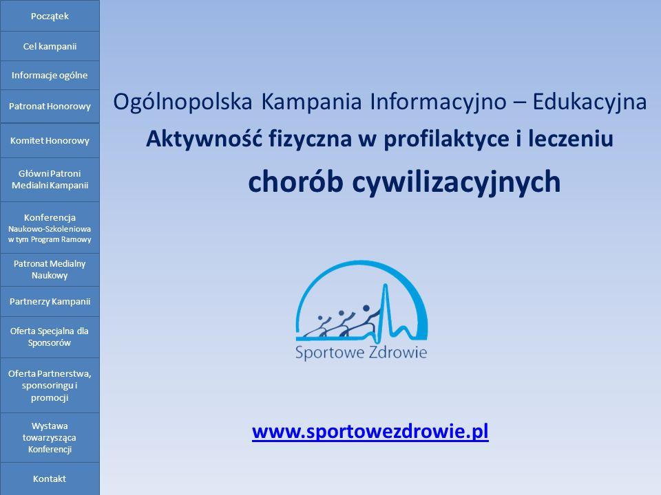 Aktywność fizyczna w profilaktyce i leczeniu