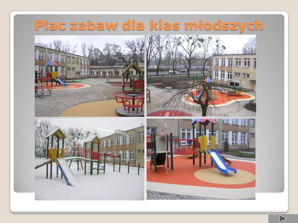 Plac zabaw dla klas młodszych