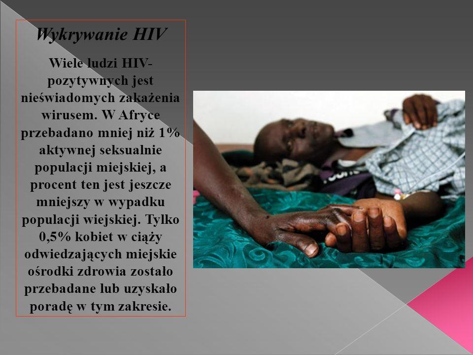 Wykrywanie HIV