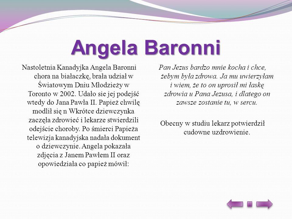 Angela Baronni