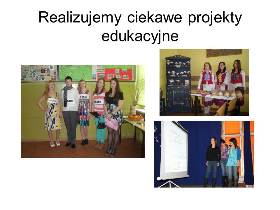 Realizujemy ciekawe projekty edukacyjne