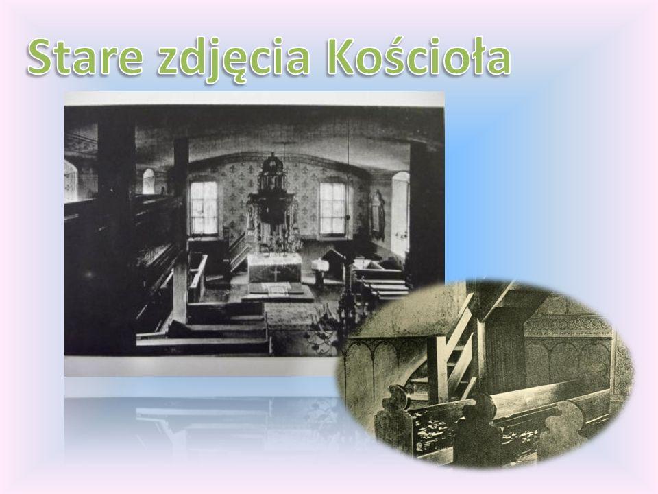 Stare zdjęcia Kościoła