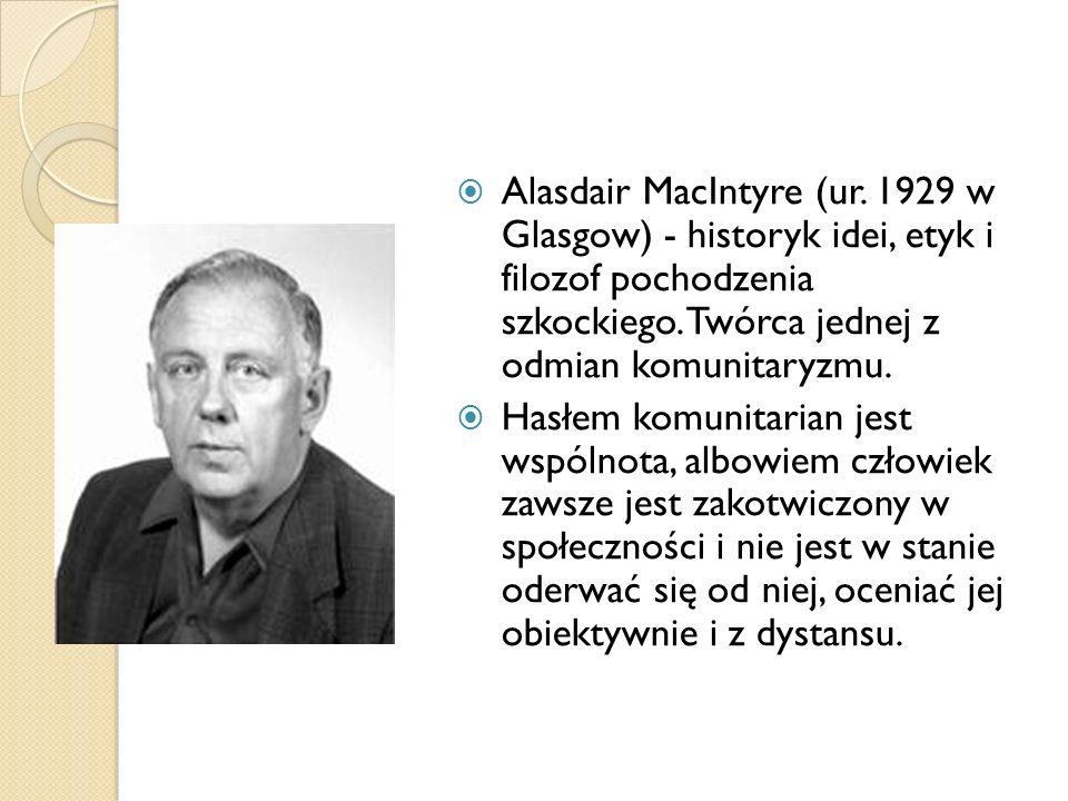 Alasdair MacIntyre (ur