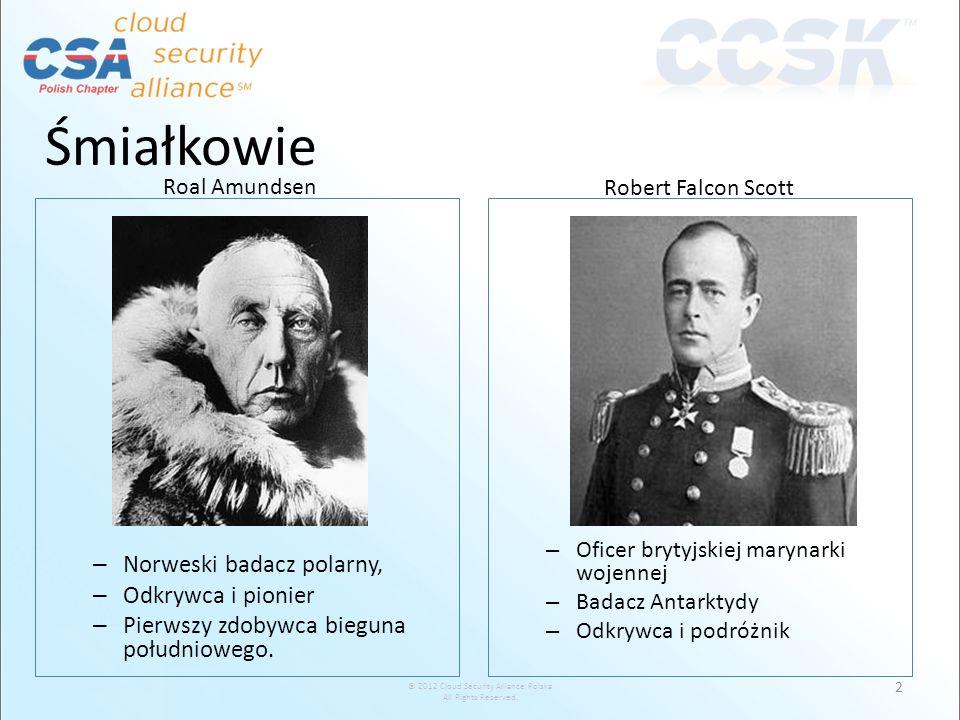 Śmiałkowie Norweski badacz polarny, Odkrywca i pionier