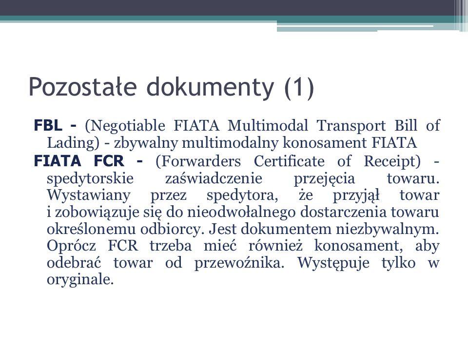 Pozostałe dokumenty (1)