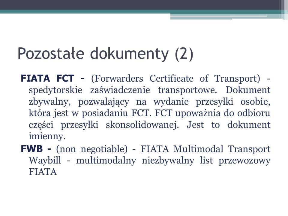 Pozostałe dokumenty (2)