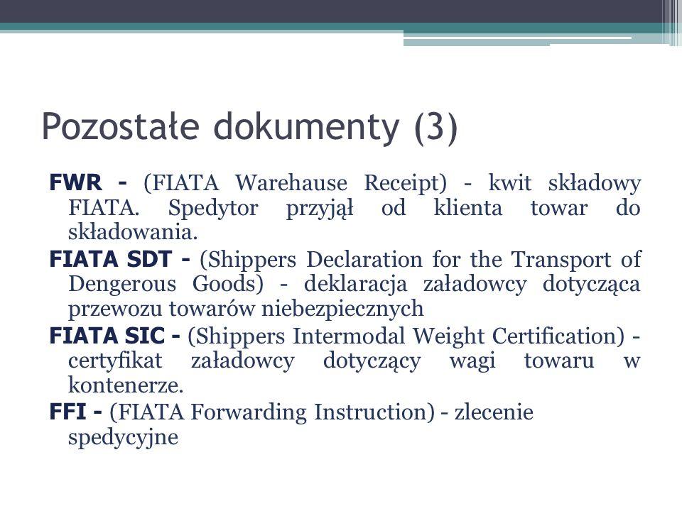 Pozostałe dokumenty (3)