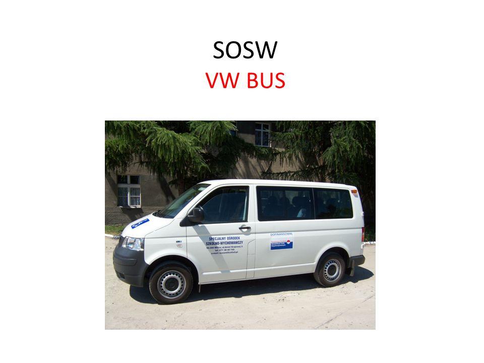 SOSW VW BUS