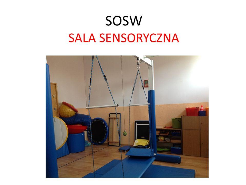 SOSW SALA SENSORYCZNA