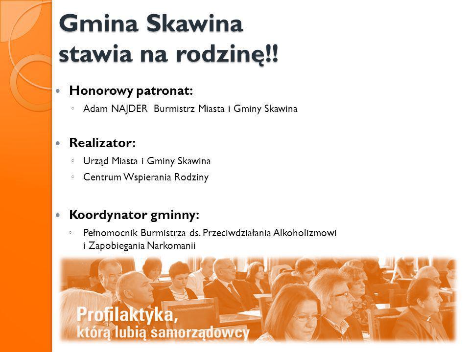 Gmina Skawina stawia na rodzinę!!