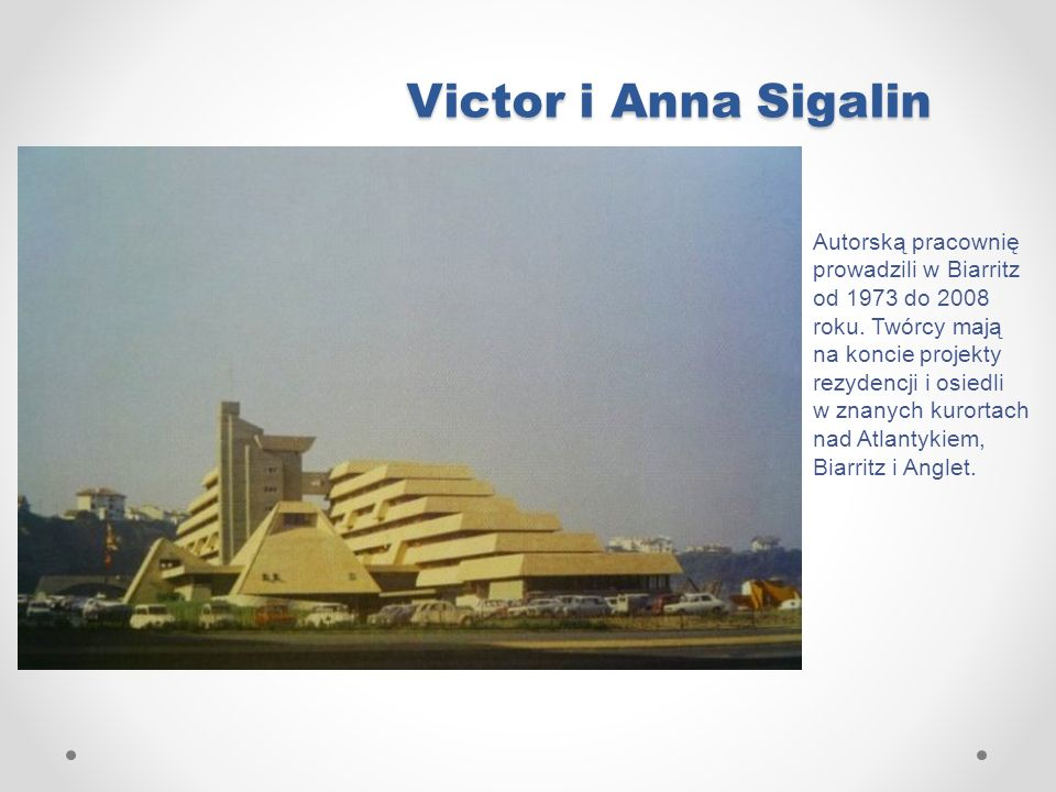 Victor i Anna Sigalin