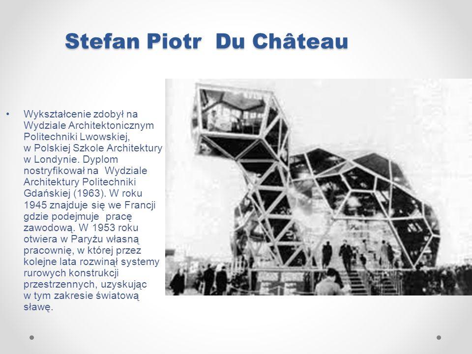 Stefan Piotr Du Château